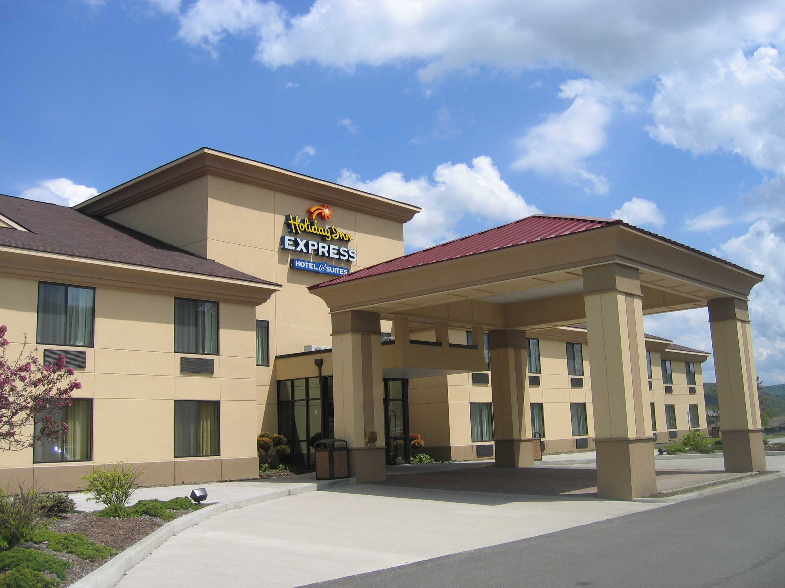 holiday inn express hotel: